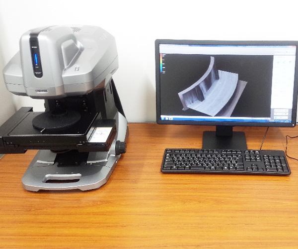 3D測定機マクロスコープ